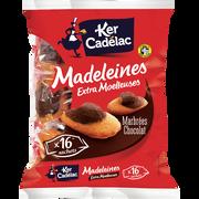 Ker Cadélac Madeleines Moelleuses Extra Au Chocolat Ker Cadelac, 400g
