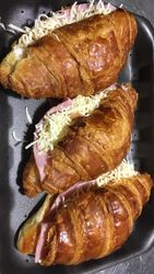 CROISSANT JAMBON FROMAGEX2+1OF