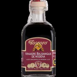 Vinaigre balsamique IGP TOSCORO, bouteille de 250ml