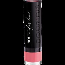 Rouge à lèvres rouge fabuleux 007 perlimpinpink BOURJOIS, nu