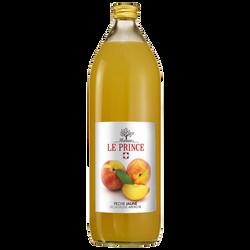 Nectar de pêche jaune de la Drôme-Ardeche THOMAS LE PRINCE, 1 litre