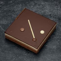 Plaisir 3 chocolats, 6 parts, 660g