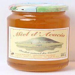 Miel d'acacia, Roland Baldet, 500g