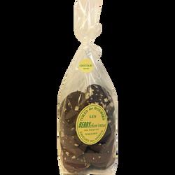 Tuiles de bourges goût chocolat les berrychon'ettes au beurre SAVEURSDES MARAIS, 150g