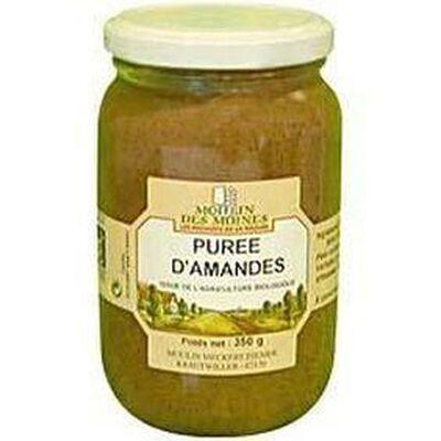 PUREE D'AMANDES, 350G