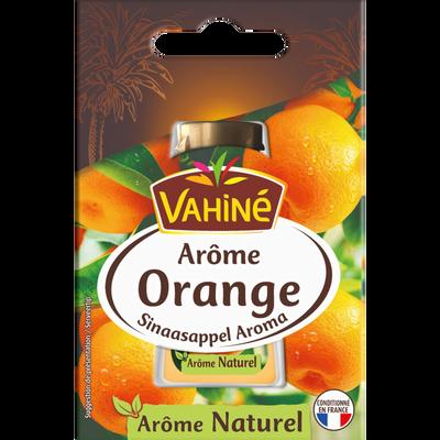 Arôme orange VAHINE, flacon de 20ml