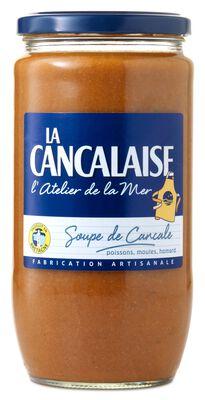 SOUPE DE CANCALE  LA CANCALAISE
