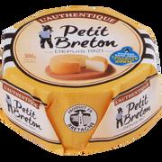 Petit Breton Fromage Au Lait Pasteurisé L'authentique Petit Breton, 27% De Mg, 300g