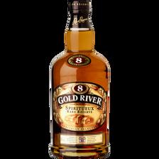 Spiritueux Rare Réserve GOLD RIVER, 8 ans d'âge, 30°, 70cl