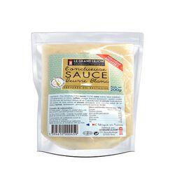 L'onctueuse sauce au beurre blanc, LE GRAND LEJON, doypack 200g