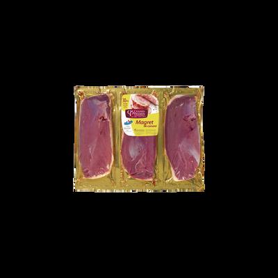Magret de canard, CANARD PASSION, France, 3 pièces