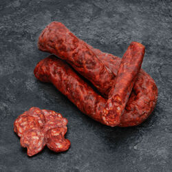 Chorizo fort perche FOURGASSIE