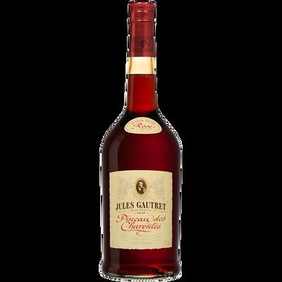 """Vin rosé pineau des Charentes """"Jules gautret"""", 1l"""