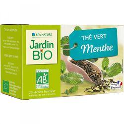 JB Thé vert Menthe