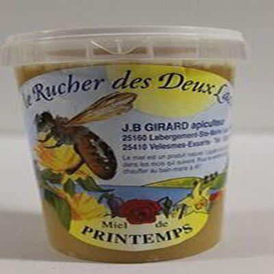 Miel de printemps pot de 500g