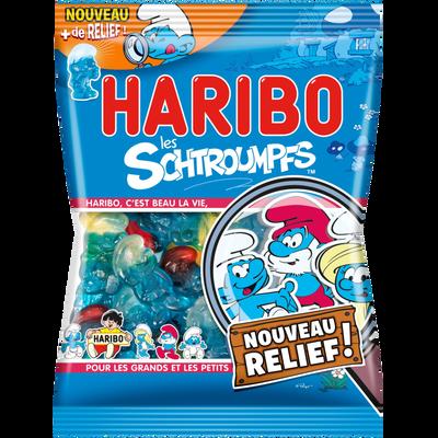 Bonbons gélifiés Schtroumpfs HARIBO, 300g