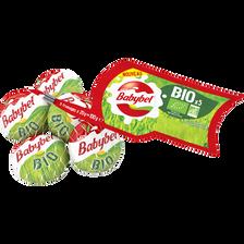 Babybel Mini  Au Lait Pasteurisé Bio 23% De Mg, 5x100g