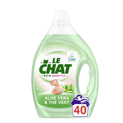 Le Chat Lessive Liquide Éco-sensitive Le Chat, X40 Soit 2l