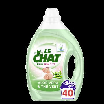 Le Chat Lessive Liquide Éco-sensitive Le Chat, X40 Soit 2l