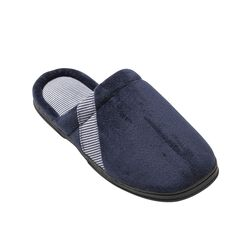 MULES HOMMES VELOURS U COLLECTION