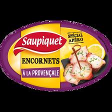 Saupiquet Encornets À La Provençale, , Boîte De 110g