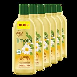 Shampooing blond lumière TIMOTEI flacon 6x300ml
