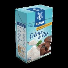 Crème de riz BLOCH, 250g