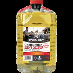 Combustible sans odeur COMBUFLAM, 20l
