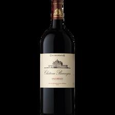 Vin rouge AOP Haut Médoc cru bourgeois Château de Barreyres, bouteillede 1l