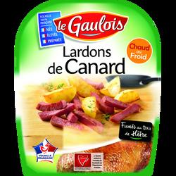 Allumettes de canard fumées LE GAULOIS, 2x75g soit 150g