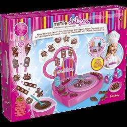 Lansay - Mon super atelier chocolat 5 en 1 - Dès 6 ans