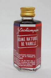 Arome naturel de Vanille 15% Lechampion