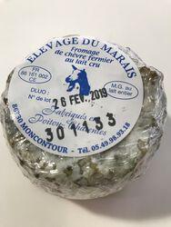 CABRIS DE CHEVRE BLANC 160GR