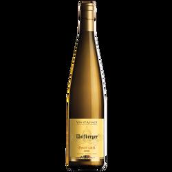 Pinot gris WOLFBERGER, 75cl