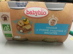 Pot Douceur Pomme Biscuit