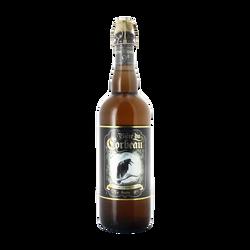 Bière CORBEAU, 9°, bouteille de 75cl