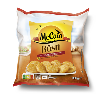 Mc Cain Rostï Mc Cain, 800g