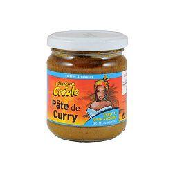 Pâte de curry, CHALEUR CREOLE, le pot de 200g