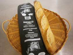 BAGUETTE TRADITION 250G