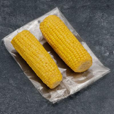 Maïs doux, France, barquette 2 épis, 400g
