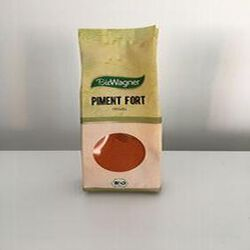PIMENT FORT MOULU BIO 45G