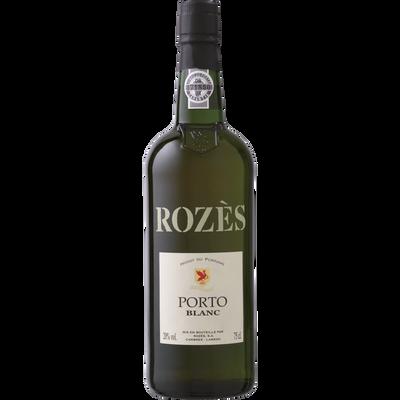 Porto Blanc ROZES, 20°, bouteille de 75cl