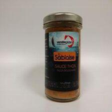 Sauce Thon façon bolognaise LA SABLAISE 200g