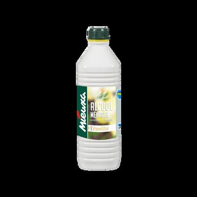 Alcool ménager, parfum vanille, 1L