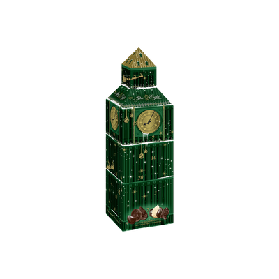 Calendrier de l'Avent Big Ben after eight NESTLE, 185g