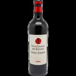 Saint Emilion AOP rouge Vieux Château Des Jouans Calvet 2018 75cl