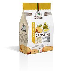 CROSTINI HUILE D OLIVES 100 G