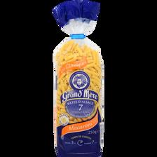 Macaroni coupés IGP GRAND'MERE, paquet de 250g