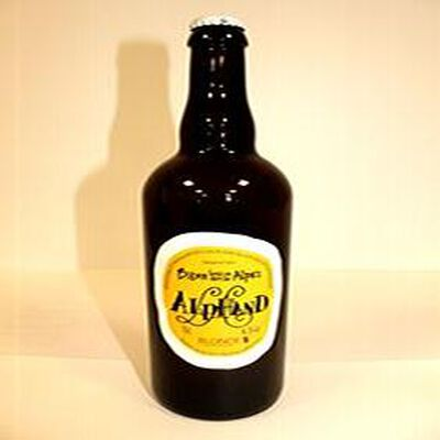 Bière des alpes blonde