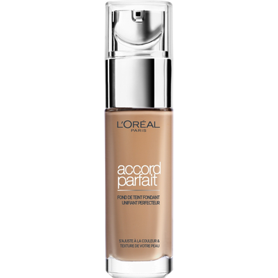Fond de teint fluide accord parfait n5 sable nu L'OREAL PARIS